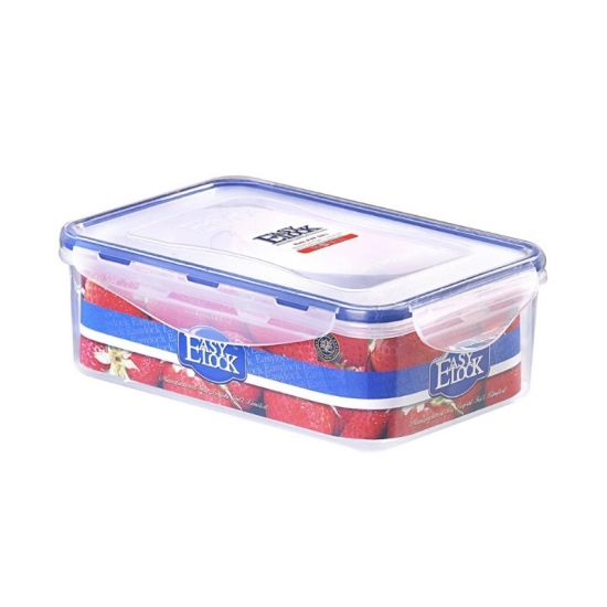 Water Proof Plastic Food Containers with Lids