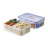 Food Grade Reusable Sealed Divided Food Containers